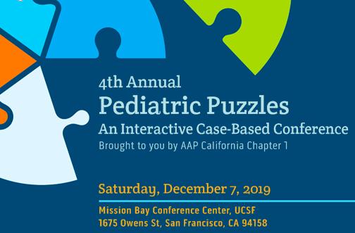 Pediatric Puzzles Interactive CME Conference - American